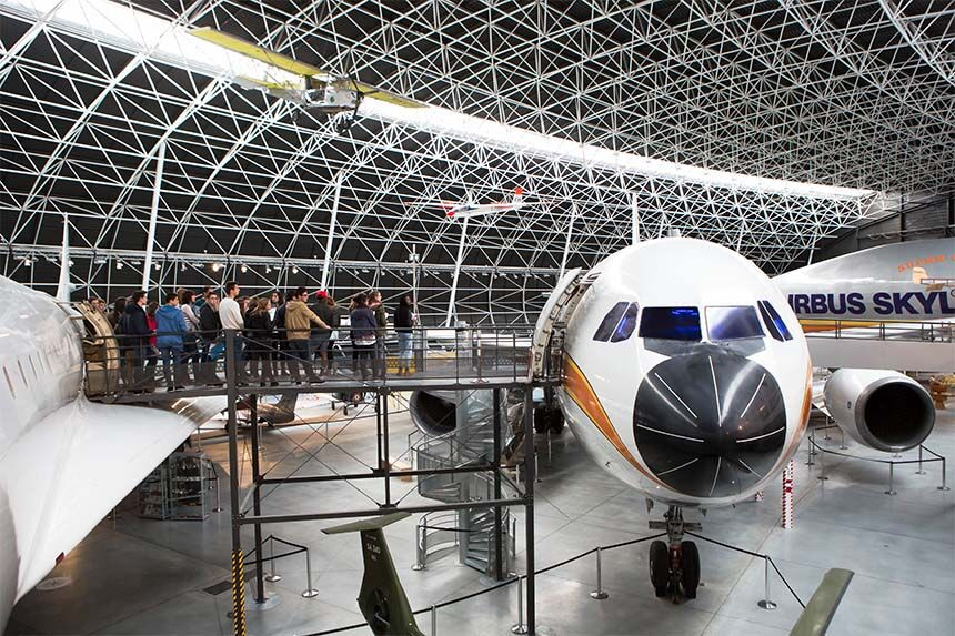 Visiter-Toulouse-musee-aeroscopia-2